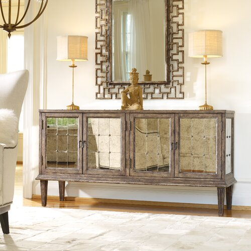 Mirrored Console & Sofa Tables | Wayfair