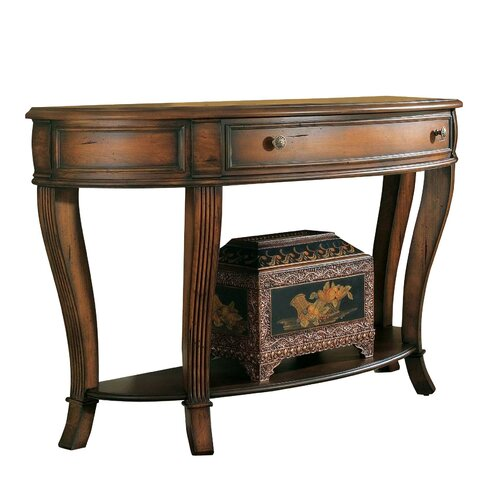 Hooker Furniture Brookhaven Console Table & Reviews