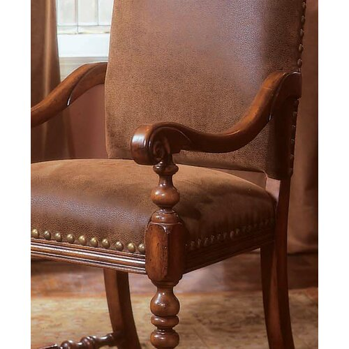 Hooker Furniture Waverly Place Upholstered Back Arm Chair