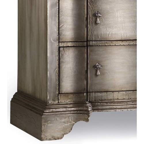 Hooker Furniture Melange Cadence 3 Drawer Chest