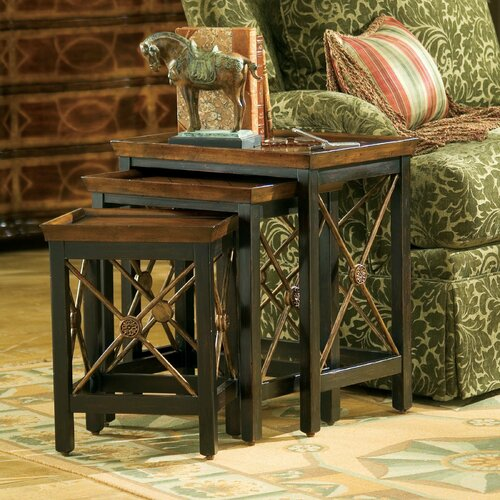 Seven Seas 3 Piece Nesting Tables