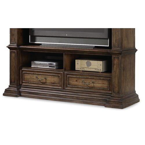 "Hooker Furniture Rhapsody 78"" TV Stand"