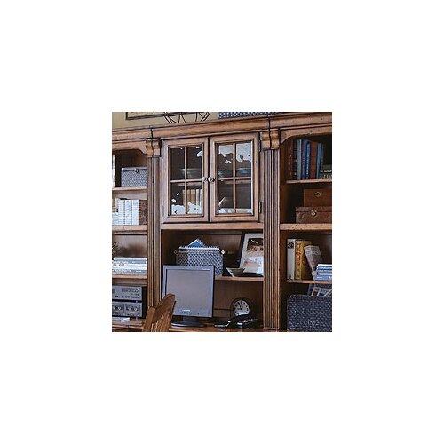 "Hooker Furniture Brookhaven 48"" H x 32"" W Desk Hutch"