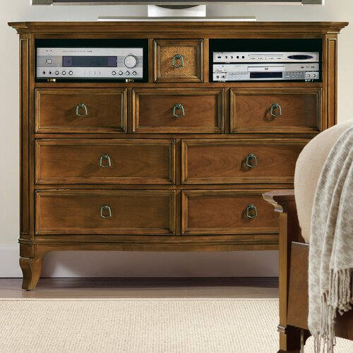Windward 7 Drawer Media Chest