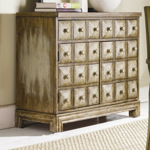 Hooker Furniture Sanctuary Blockfront TV Dresser