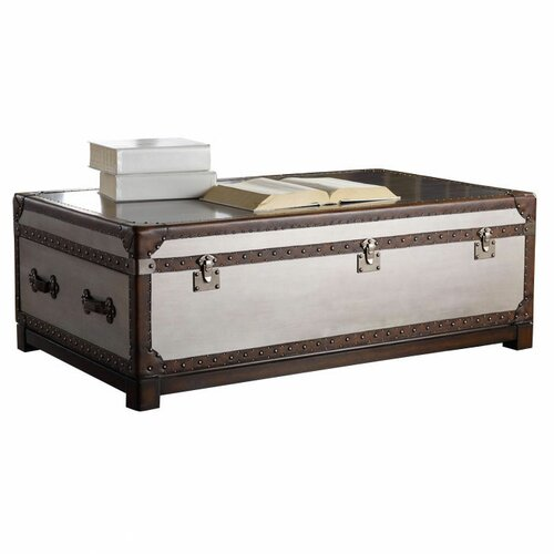Hooker Furniture Melange Trunk Coffee Table Reviews Wayfair