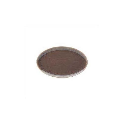 "Denby Truffle 16"" Oval Platter"