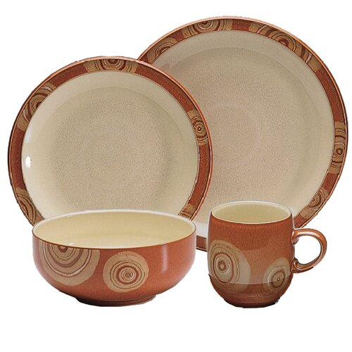 Fire Chilli 4 Piece Place Setting