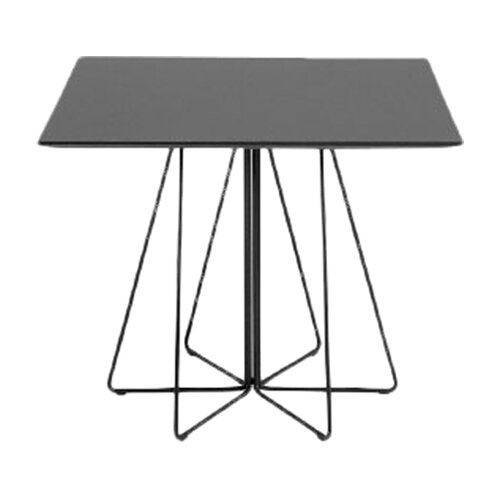 Knoll ® PaperClip Large Square Café Table
