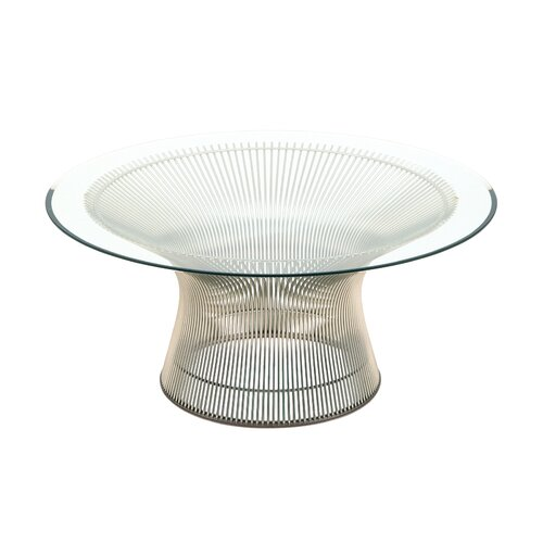 "Knoll ® Platner 36"" Coffee Table"