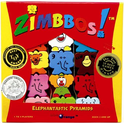 Zimbbos Game Pieces