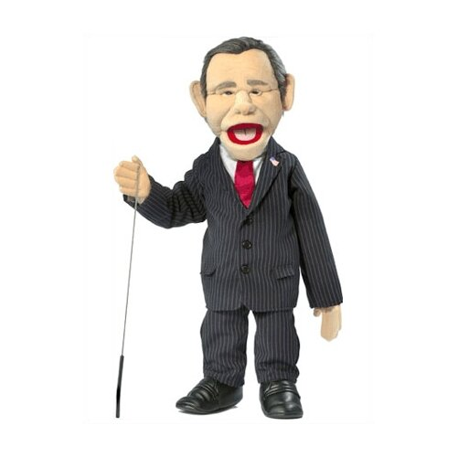 George W. Bush Full Body Puppet