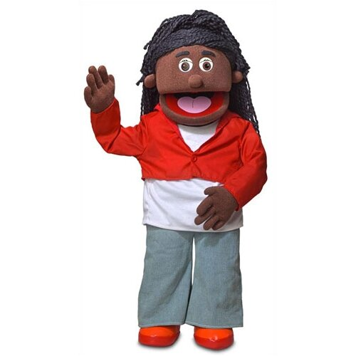 "Silly Puppets 30"" Sierra Professional Puppet with Removable Legs"