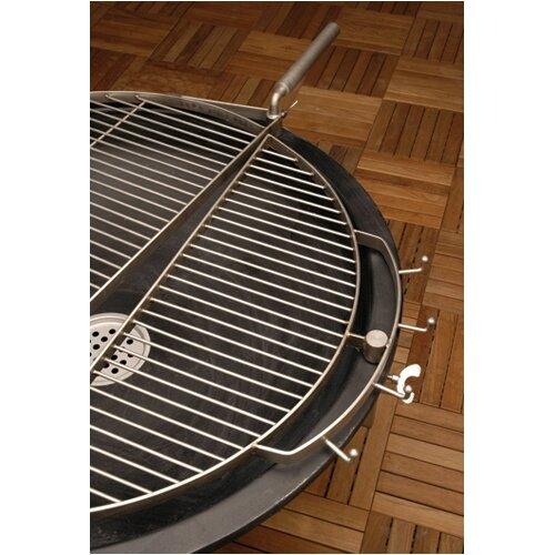 Fire Sense HotSpot Terrace 800 Charcoal Grill