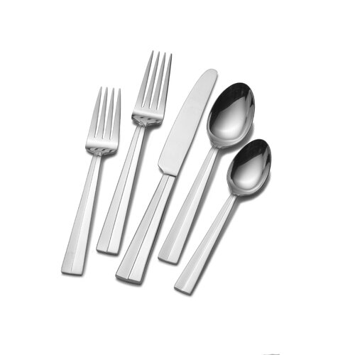 45 Piece Home Loft Flatware Set