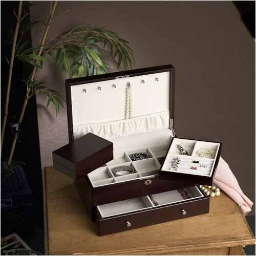 Jewelry Box with Drawer