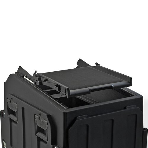 SKB Cases A/V Shelf Case in Black for Mighty Gig Rig