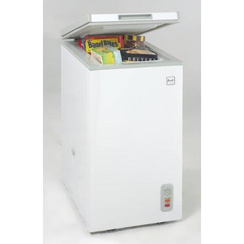 Avanti Products 5.3 Cu. Ft. Chest Freezer