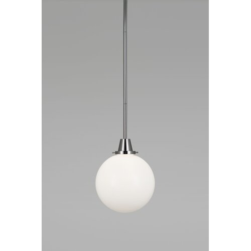 Robert Abbey Rico Espinet Buster Globe 1 Light Pendant
