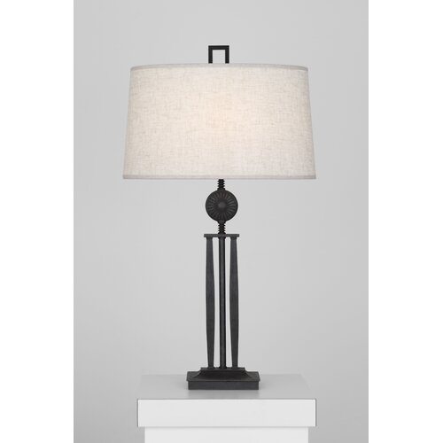 """Robert Abbey Badru 26.5"""" H Table Lamp with Empire Shade"""
