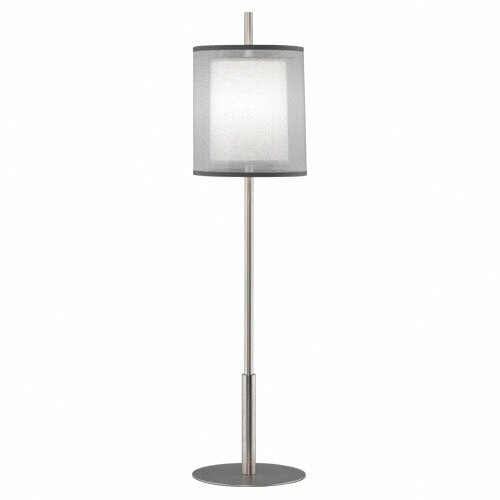 Robert Abbey Saturnia 1 Light Buffet Table Lamp