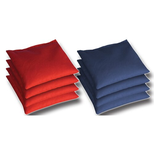 Cornhole Bean Bags (Set of 8)