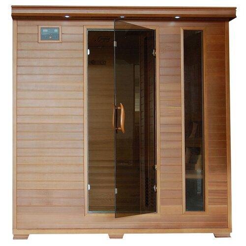 Radiant Saunas 6 Person Carbon FAR Infrared Sauna
