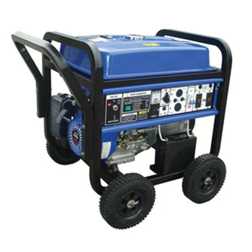 BLUE MAX 10,000 Watt Generator with Wheel Kit