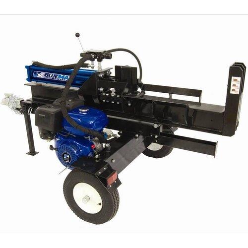 BLUE MAX 27 Ton Gas Log Splitter