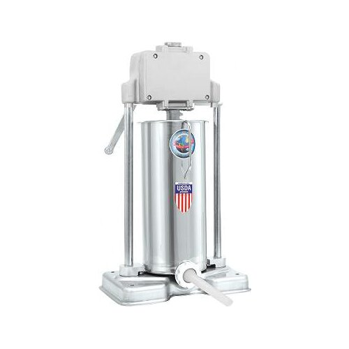 TSM Products 25 lbs Capacity Stainless Steel Stuffer