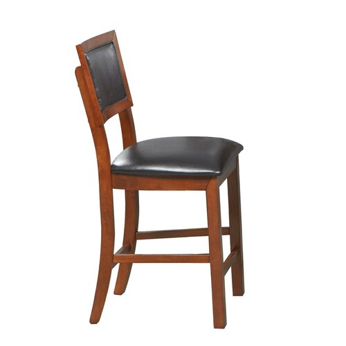 Franklin Cushion Back Barstool