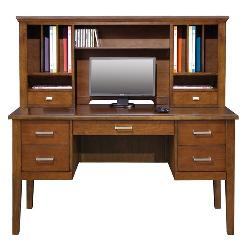 Winners Only, Inc. Desk with Hutch
