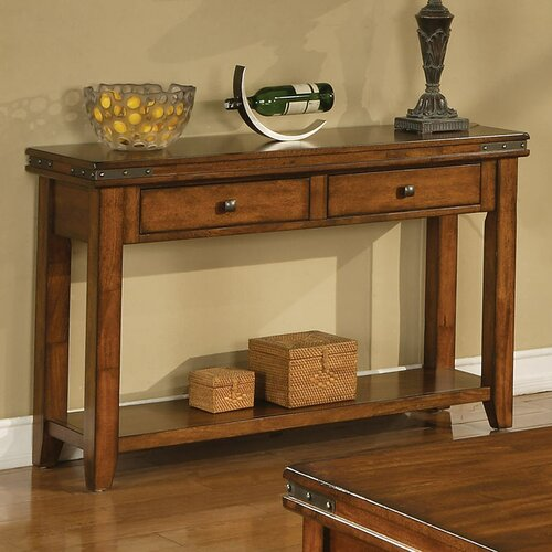 Mango Console Table
