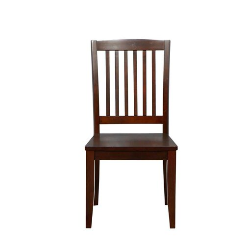 Del Mar Mid-Back Wood Office Chair