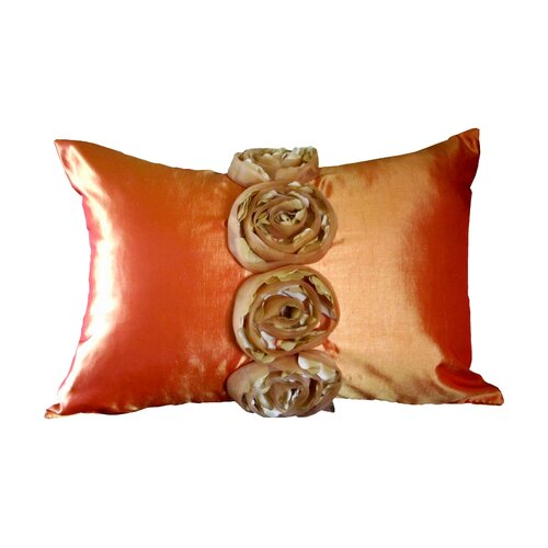 Valencia Rectangular Taffeta Pillow