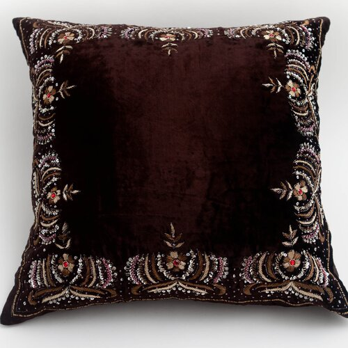 Debage Inc. Velvet Pillow