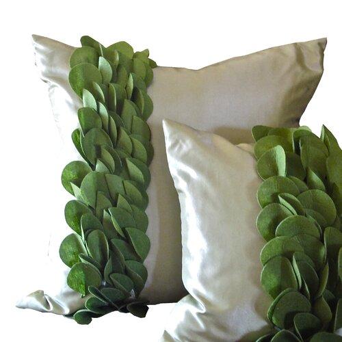 Breezy Wave Square Pillow