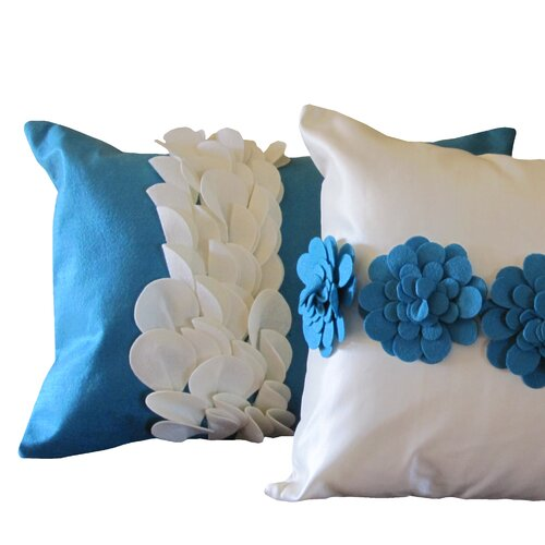 Debage Inc. Breezy Wave Pillow
