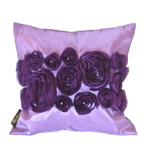 Spring Flower Polyester Pillow