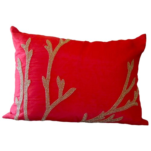 Bling Silk Reef Pillow