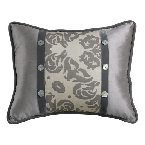 Kerrington Rectangle Damask Pillow