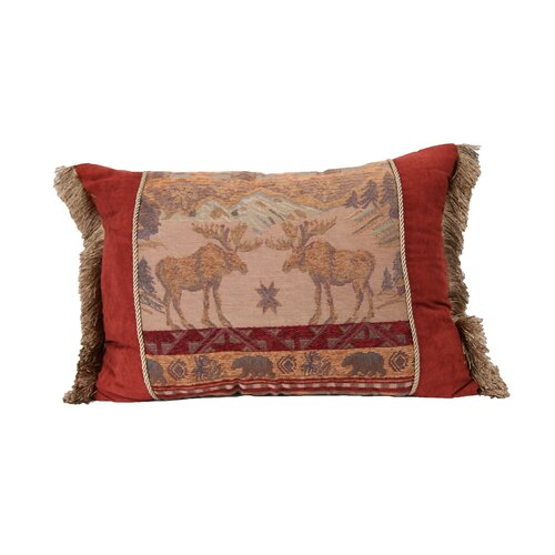 Moose Polyester Pillow
