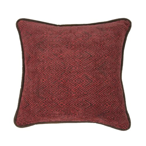 HiEnd Accents Wilderness Ridge Polyester Pillow