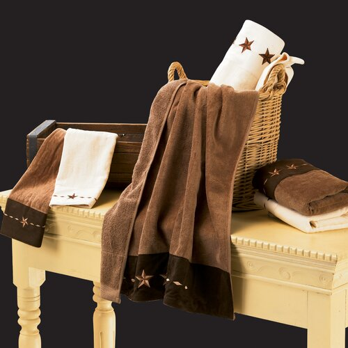Star 3 Piece Towel Set