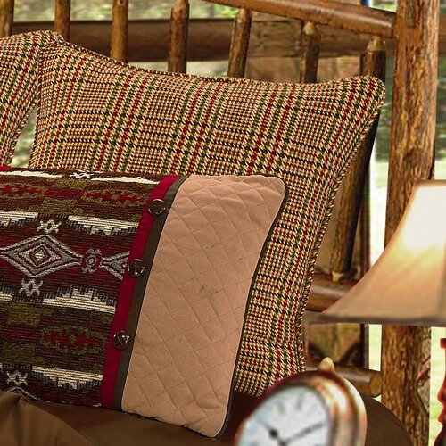 Tahoe Reversible Pillow