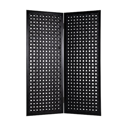 "Screen Gems 78"" x 55"" Bellamy Screen 2 Panel Room Divider"