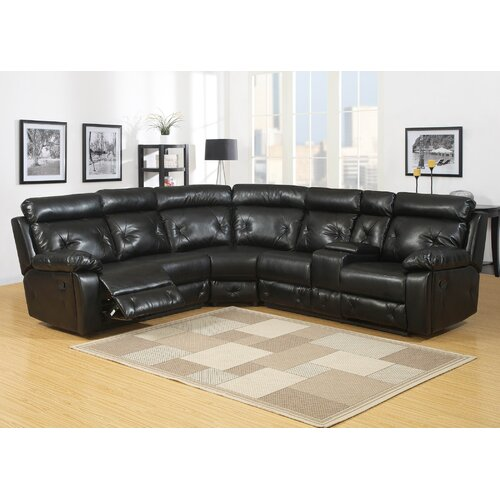 Charles Reclining Sectional