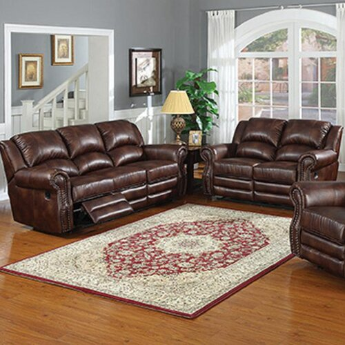 Fulton Sofa and Loveseat Set