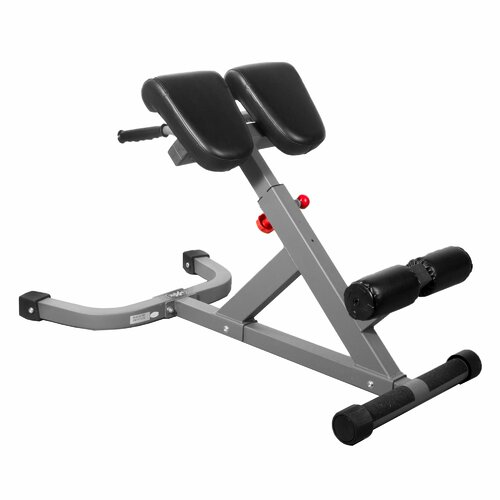 7400 Series Commercial 11 Gauge 45-Degree Hyperextension Bench