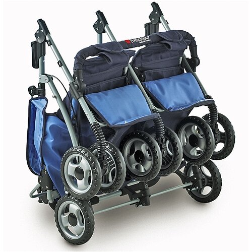 Foundations Duo - SS Double Side - By - Side Stroller